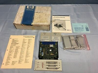Vintage New HP 10342B HPIB/RS-232/RS-449 Bus Processor KIT 1650A 1651A & 16510A