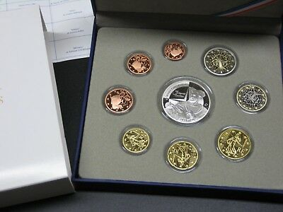 13,88 Euro KMS Frankreich 2011 PP proof mit 10 Euro Silber Cartier
