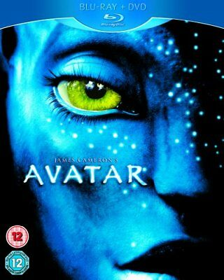 Avatar (DVD + Blu-ray) -  CD OMVG The Fast Free Shipping