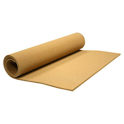 Thornton's Office Supplies 24 in x 48 in x 0.25 Bulletin Board Cork Roll Natural