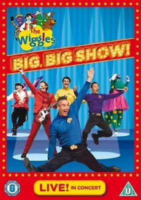 The Wiggles - BIG Big Show [DVD] [2009] -  CD X6VG The Fast Free Shipping