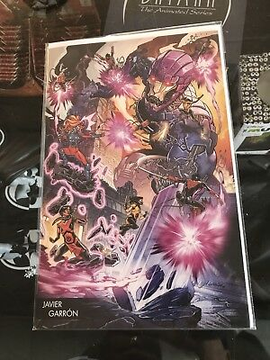 X-Men Red #3 Young Guns Variant Marvel Comics Javier Garron Gambit
