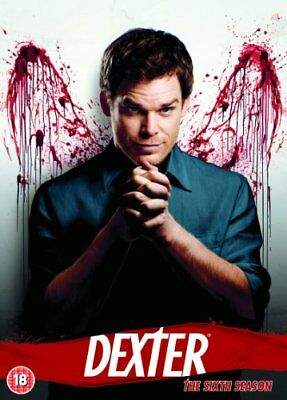 Dexter - Season 6 [DVD] -  CD F6VG The Fast Free Shipping
