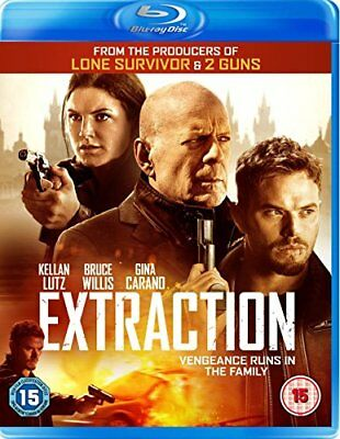 Extraction [Blu-ray] -  CD 4EVG The Fast Free Shipping