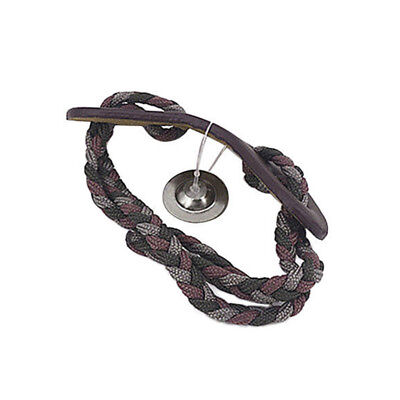 Archery Bow Wrist Sling Strap Durable Braided Rope For Compound Bows Accessories