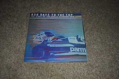 630 Days to the Top: The Story of the World Champion BMW Turbo 1984 Formula 1