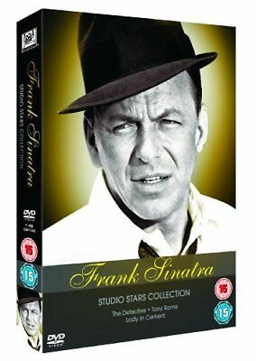 Frank Sinatra Triple Pack [DVD] -  CD EYVG The Fast Free Shipping