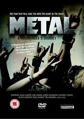 Metal - Metal - A Headbanger's Journey [DVD] - Metal CD ZYVG The Fast Free