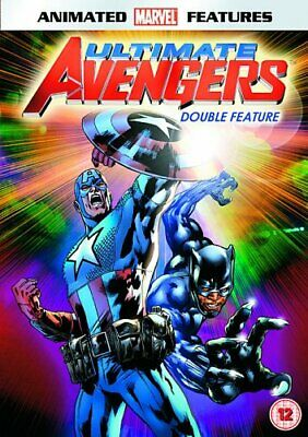 Ultimate Avengers 1 & 2 [DVD] -  CD WOVG The Fast Free Shipping