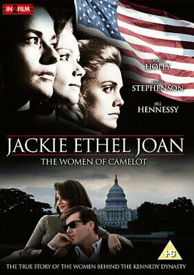 Jackie Ethel Joan [DVD] [2007] -  CD IMVG The Fast Free Shipping