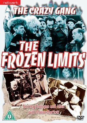 The Frozen Limits [DVD] -  CD 6SVG The Fast Free Shipping