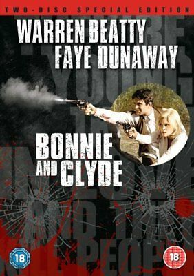 Bonnie & Clyde - 40th Anniversary Edition [DVD] [1967] -  CD TOVG The Fast Free