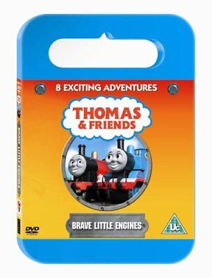 Carry Me: Thomas - Brave Little Engines [DVD] -  CD 86VG The Fast Free Shipping