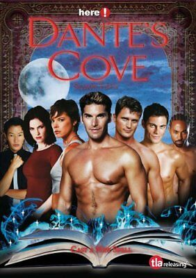 Dante's Cove - Series 3 [DVD] -  CD R2VG The Fast Free Shipping