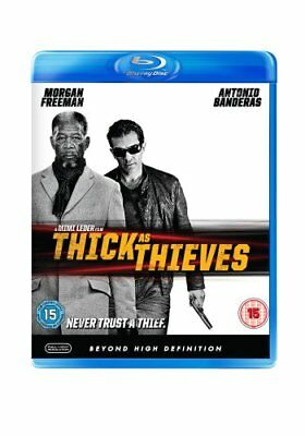Thick As Thieves (Aka The Code) [Blu-ray] -  CD 9CVG The Fast Free Shipping