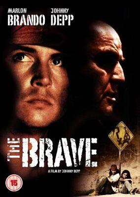 The Brave [DVD] -  CD DQVG The Fast Free Shipping