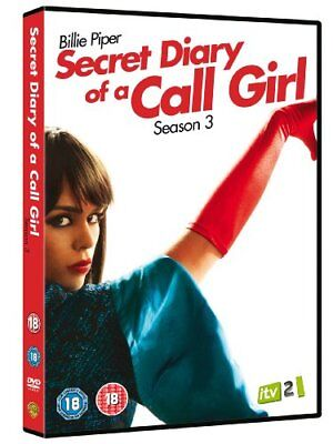 Secret Diary of A Call Girl - Series 3 [DVD] [2010] -  CD NWVG The Fast Free