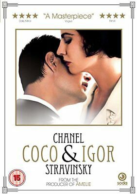 Coco Chanel & Igor Stravinsky [DVD] (2009) -  CD BWVG The Fast Free Shipping