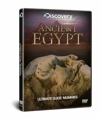 ANCIENT EGYPT - Ultimate Guide: Mummies [DVD] -  CD 2IVG The Fast Free Shipping