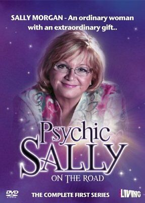 SALLY MORGAN - Psychic Sally On The Road - Complete Series 1 Box S... -  CD P2VG