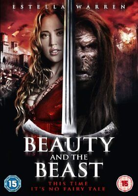 Beauty & The Beast: A Dark Tale [DVD] -  CD HOVG The Fast Free Shipping
