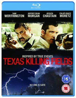 Texas Killing Fields [Blu-ray] -  CD GSVG The Fast Free Shipping