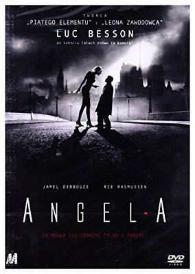 Angel-A [DVD] [Region 2] (Import) (No English Version) -  CD TIVG The Fast Free