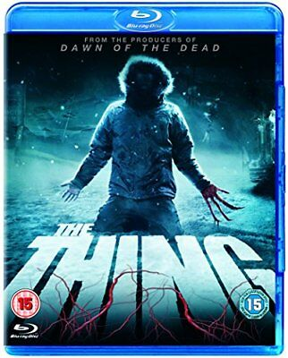 The Thing (2011) [Blu-ray] -  CD 2WVG The Fast Free Shipping