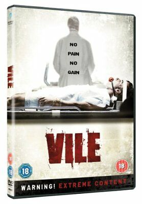 Vile [DVD] -  CD ZYVG The Fast Free Shipping