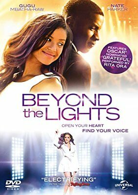 Beyond the Lights [DVD] [2014] -  CD FGVG The Fast Free Shipping