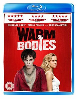 Warm Bodies [Blu-ray] -  CD 4IVG The Fast Free Shipping