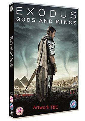 Exodus: Gods and Kings [DVD] [2014] -  CD PMLN The Fast Free Shipping