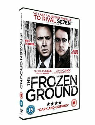 THE FROZEN GROUND [DVD] -  CD O2VG The Fast Free Shipping