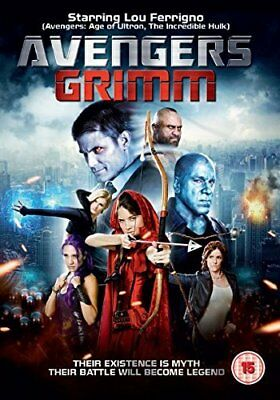 Avengers Grimm [DVD] -  CD UKVG The Fast Free Shipping