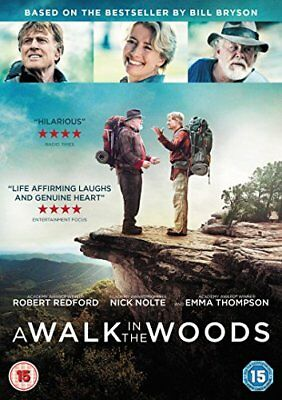 A Walk In The Woods [DVD] [2015] -  CD R0VG The Fast Free Shipping