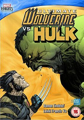 Ultimate Wolverine Vs Hulk [DVD] -  CD 4QVG The Fast Free Shipping