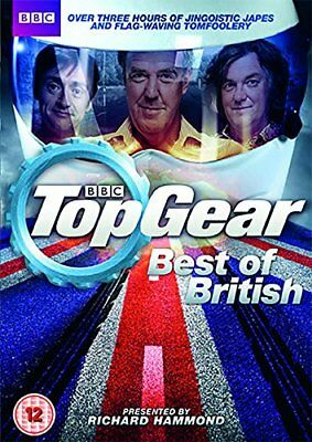 Top Gear - Best of British [DVD] -  CD ZOVG The Fast Free Shipping