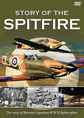 Story Of The Spitfire [DVD] -  CD XYVG The Fast Free Shipping