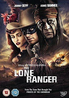 The Lone Ranger [DVD] -  CD G6VG The Fast Free Shipping