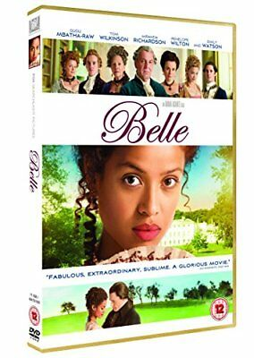 Belle [DVD] [2013] -  CD 9ALN The Fast Free Shipping