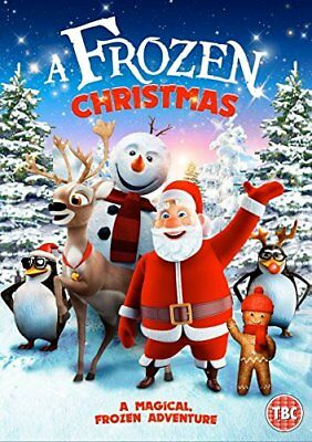 A Frozen Christmas [DVD] -  CD BBVG The Fast Free Shipping