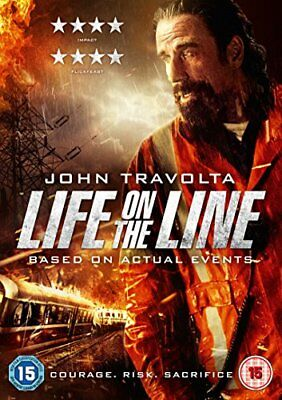 Life on the Line [DVD] -  CD ALVG The Fast Free Shipping