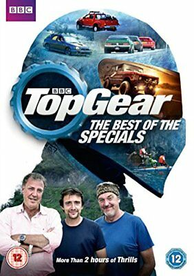 Top Gear - Best of the Specials [DVD] -  CD B4VG The Fast Free Shipping
