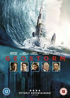 Geostorm [DVD + Digital Download] [2017] -  CD 45VG The Fast Free Shipping