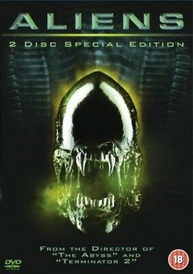Aliens (Two Disc Special Edition) [DVD] [1986] -  CD GPVG The Fast Free Shipping