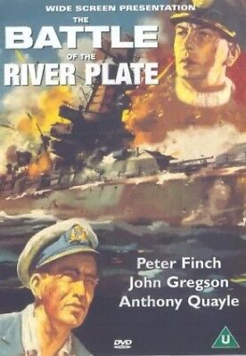 The Battle Of The River Plate [DVD] [1956] -  CD ITVG The Fast Free Shipping