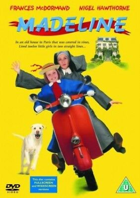 Madeline [DVD] [1999] -  CD TKVG The Fast Free Shipping