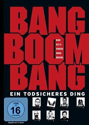 Bang Boom Bang - Ein todsicheres Ding [Import allemand] -  CD XVVG The Fast Free