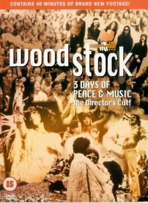 Woodstock: The Director's Cut [1969] [DVD] -  CD QQVG The Fast Free Shipping