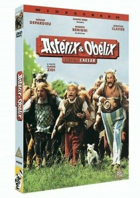 Asterix And Obelix Take On Caesar (1999) [DVD] -  CD H9VG The Fast Free Shipping
